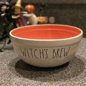Rae Dunn witches brew bowl